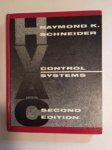 9780131728912: Hvac Control Systems