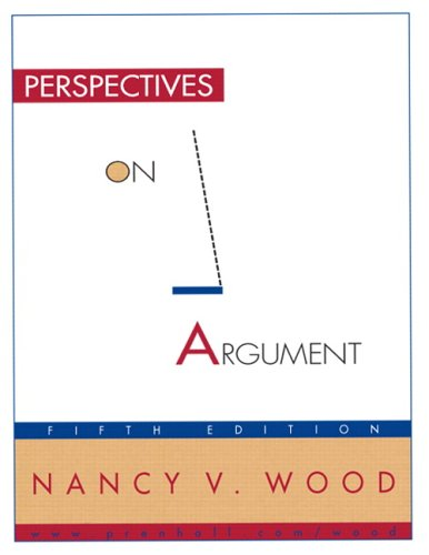 9780131729995: Perspectives on Argument (5th Edition)