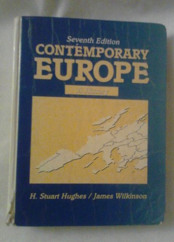 9780131730304: Contemporary Europe: A History
