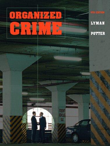 9780131730366: Organized Crime