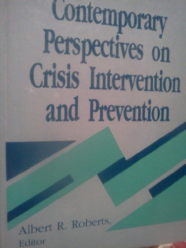 9780131730557: Contemporary Perspectives on Crisis Intervention and Prevention
