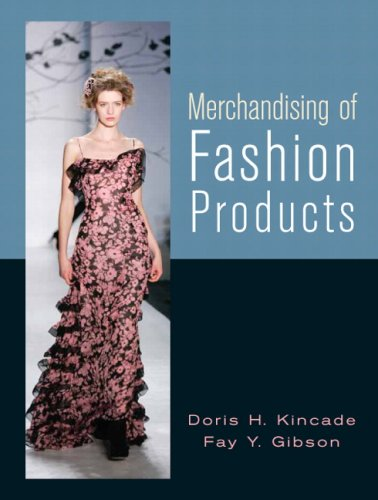 9780131731257: Merchandising of Fashion Products