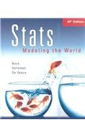 9780131731318: Stats: Modeling the World: AP Edition