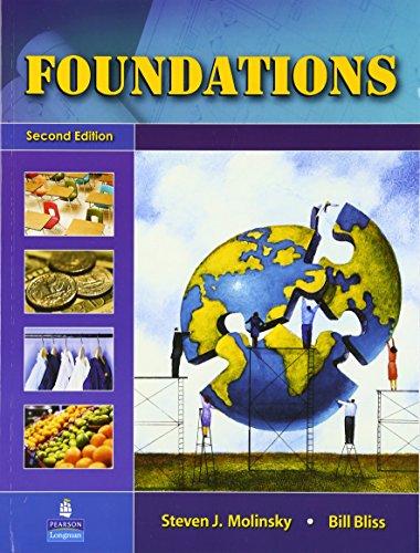 Foundations (2nd Edition): Bill Bliss; Steven J. Molinsky
