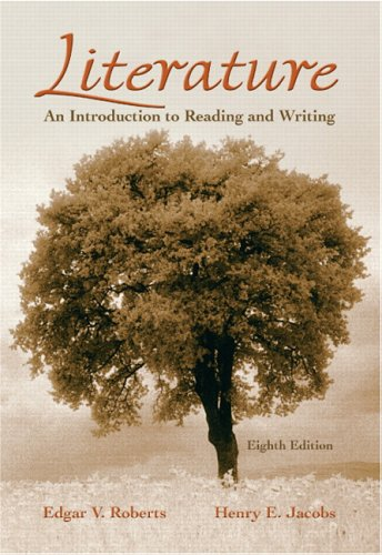 9780131732780: Literature: An Introduction to Reading and Writing (8th Edition)
