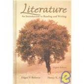 9780131732902: Literature: An Introduction to Reading and Writing (8th edition) (School Binding)