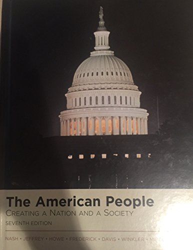 9780131732919: American People School Binding