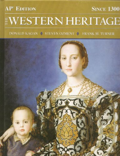 9780131732926: The Western Heritage Since 1300