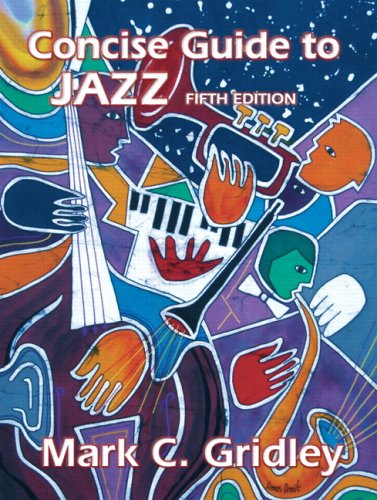 9780131733312: Concise Guide to Jazz (5th Edition)