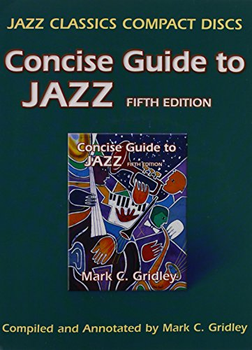 9780131733329: Concise Guide to Jazz