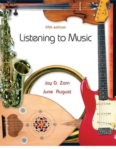 9780131733398: Listening to Music (5th Edition)