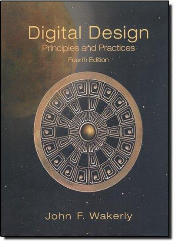 9780131733497: Digital Design: Principles and Practices