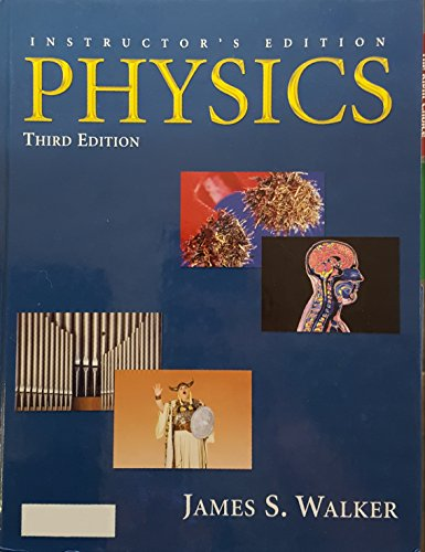 9780131734630: Physics (Instructor's Edition) Edition: Third