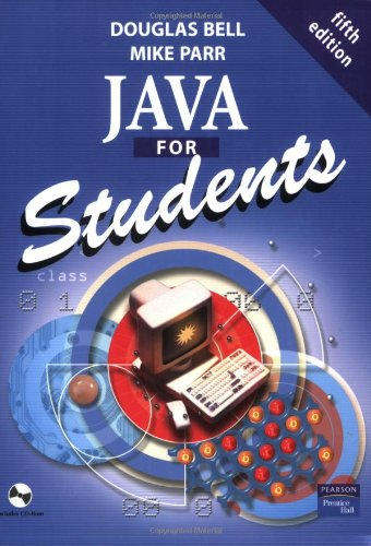 9780131735798: Java For Students (5th Edition)