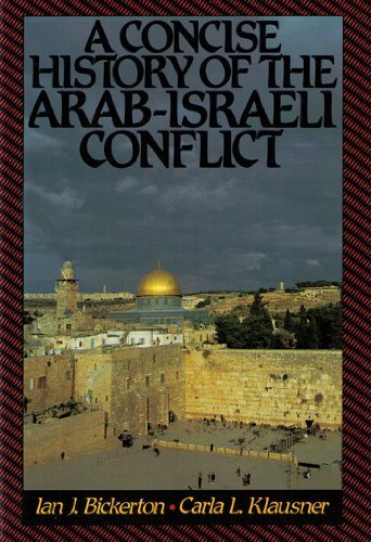 9780131736344: A Concise History of the Arab-Israeli Conflict