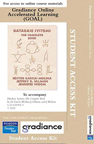 9780131737181: Database Systems: The Complete Book