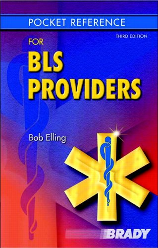 9780131737303: Pocket Reference for BLS Providers (3rd Edition)