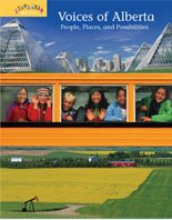 9780131737440: Voices of Alberta: People, Places and Possibilities: Grade 4