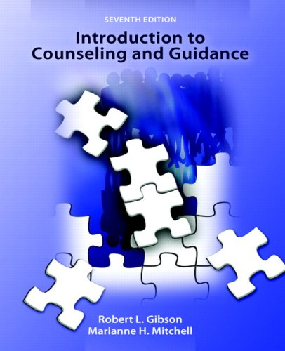 9780131738218: Introduction to Counseling and Guidance