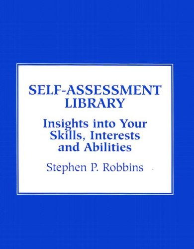 9780131738614: Self-Assessment Library (Print) (12th Edition)