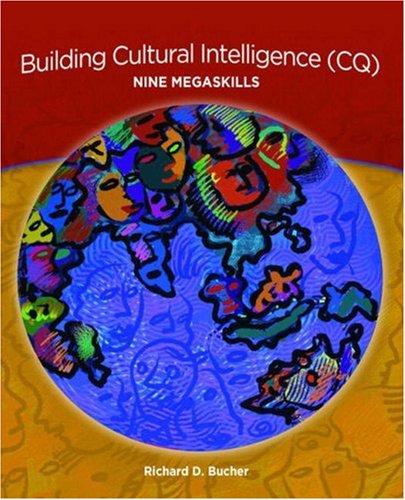 9780131738959: Building Cultural Intelligence (CQ): 9 Megaskills