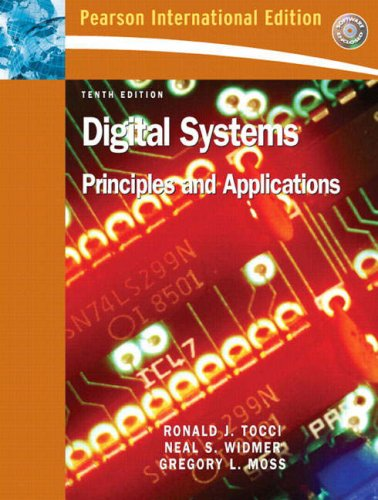 9780131739697: Digital Systems: Principles and Applications: International Edition