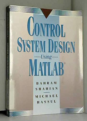 9780131740617: Computer-Aided Control System Design Using Matlab
