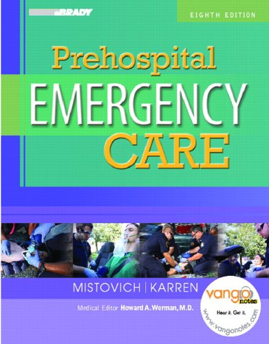 9780131741430: Prehospital Emergency Care (8th Edition)