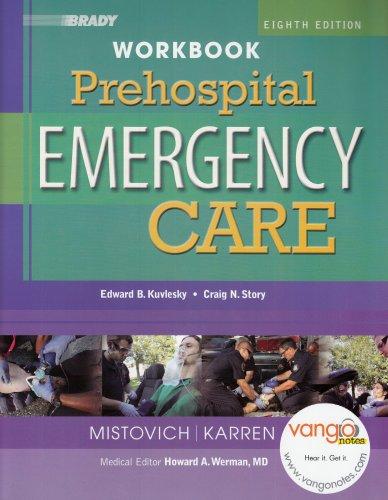 9780131741591: Prehospital Emergency Care: Workbook