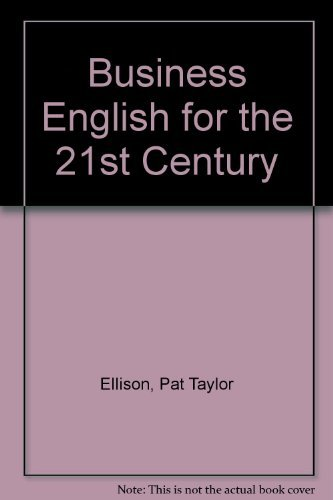 9780131742918: Business English for the 21st Century: Annotated Instructor's Edition
