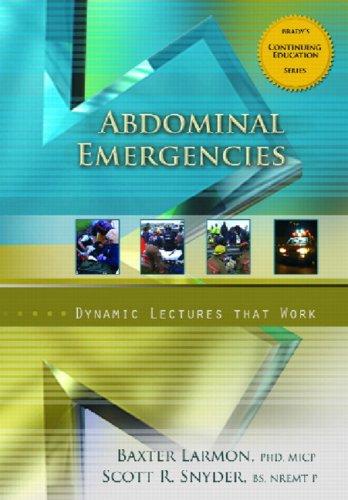 9780131743908: Abdominal Emergencies: Dynamic Lectures Series