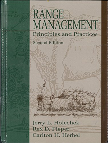 9780131744844: Range Management: Principles and Practices