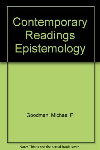 9780131745414: Contemporary Readings Epistemology