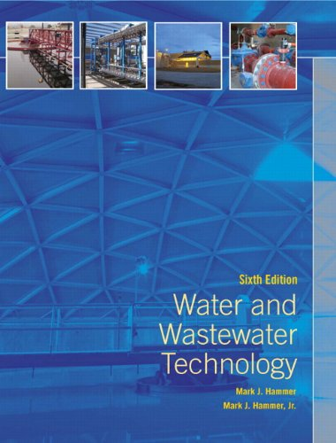 9780131745421: Water and Wastewater Technology (6th Edition)