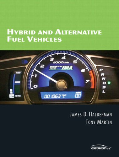 9780131747609: Hybrid and Alternative Fuel Vehicles