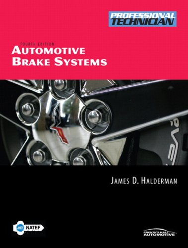 9780131748033: Automotive Brake Systems (4th Edition)