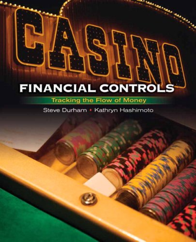 9780131748095: Casino Financial Controls: Tracking the Flow of Money
