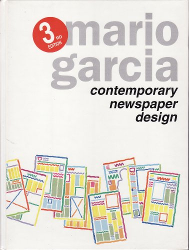 9780131748712: Contemporary Newspaper Design: A Structural Approach