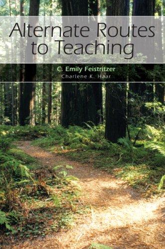 9780131750418: Alternate Routes to Teaching