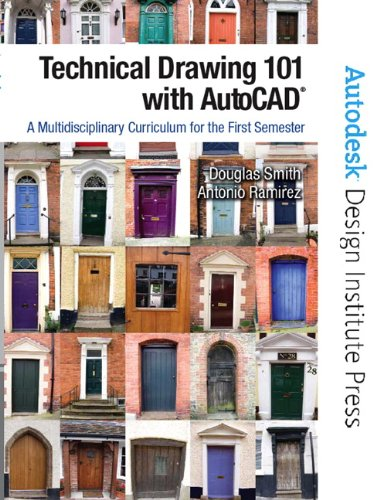 9780131751224: Technical Drawing 101 with AutoCAD