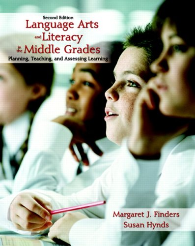 9780131751729: Language Arts and Literacy in the Middle Grades (2nd Edition)