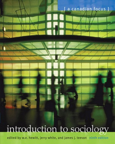 9780131751781: Introduction to Sociology