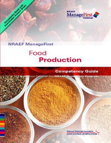 9780131752344: Food Production Competency Guide