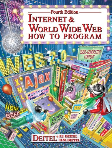 9780131752429: Internet and World Wide Web: How to Program (How to Program (Deitel))