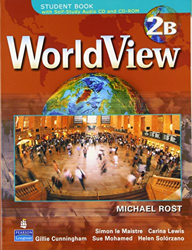 9780131754096: WorldView 2 Student Book 2B w/CD-ROM (Units 15-28)