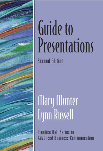 9780131755239: Guide to Presentations (Guide to Business Communication Series)