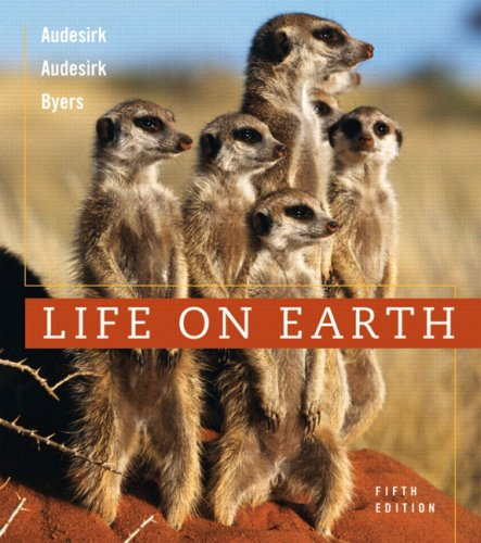 9780131755352: Life on Earth (5th Edition)