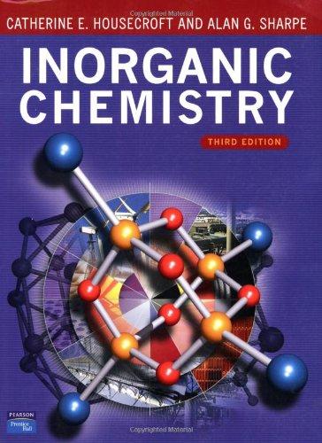 9780131755536: Inorganic Chemistry (3rd Edition)