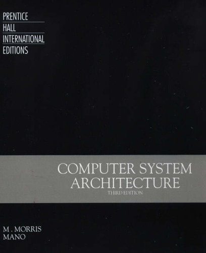 9780131757387: Computer System Architecture (International Edition)
