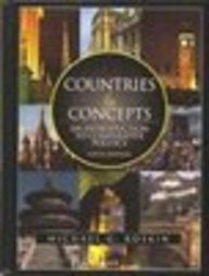 9780131760257: Countries and Concepts: An Introduction to Comparative Politics